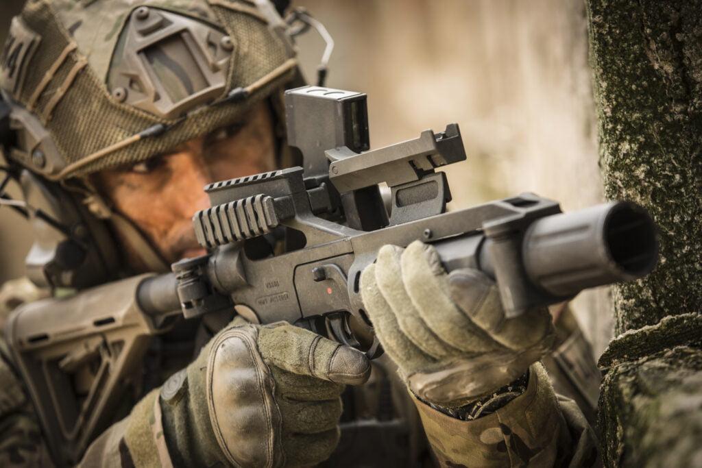 Grenade Launcher Sight